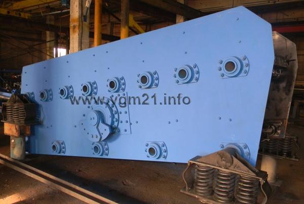 Характеристика грохота гит-53 барабан ленточного конвейера