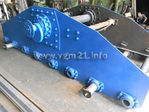 Грохот инерционный тяжелого типа ГИТ-51